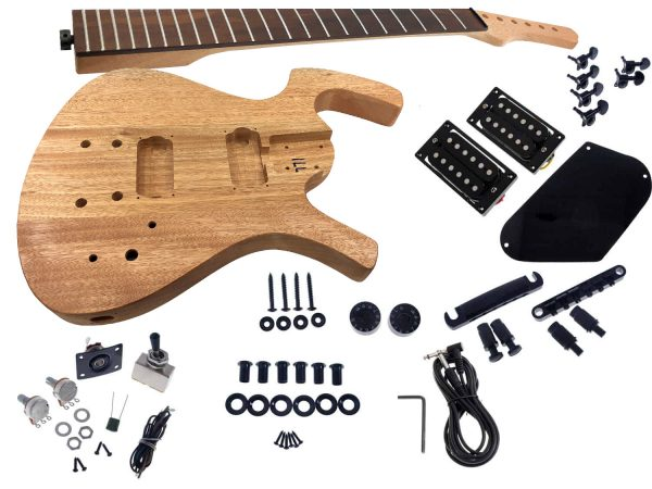 Solo FYK-1 DIY Electric Guitar Kit