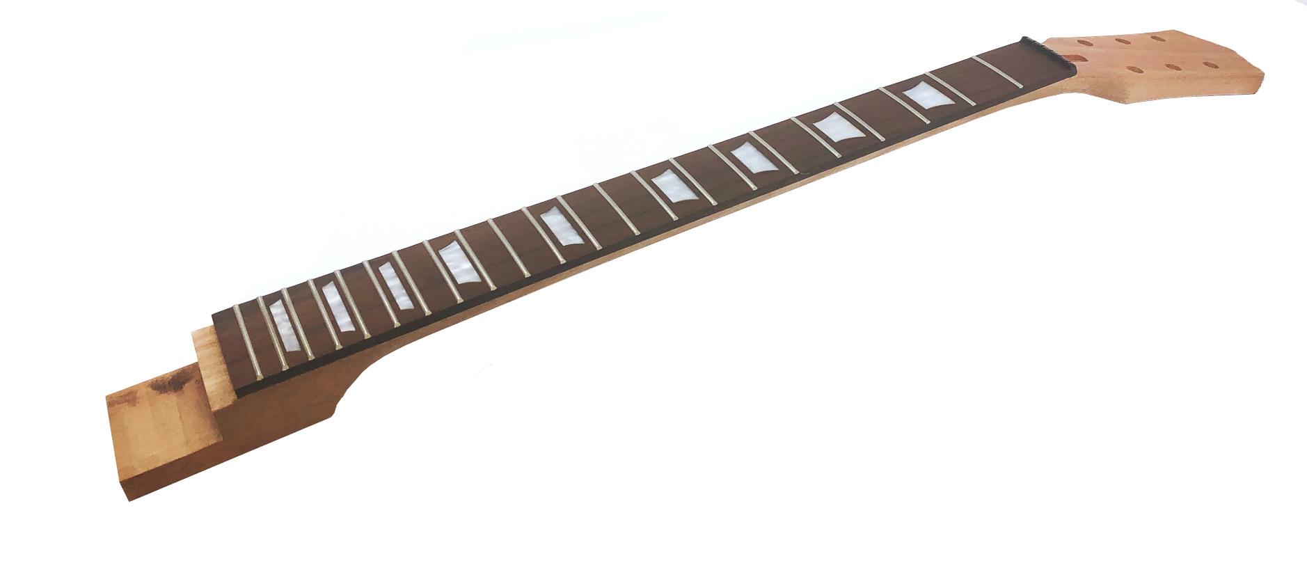 solo sg style diy guitar kit basswood body set neck 3 pick ups. Black Bedroom Furniture Sets. Home Design Ideas