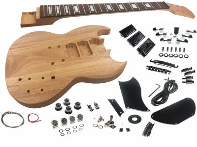 Solo SGK-30 DIY Electric Guitar Kit With 3 Pick Up