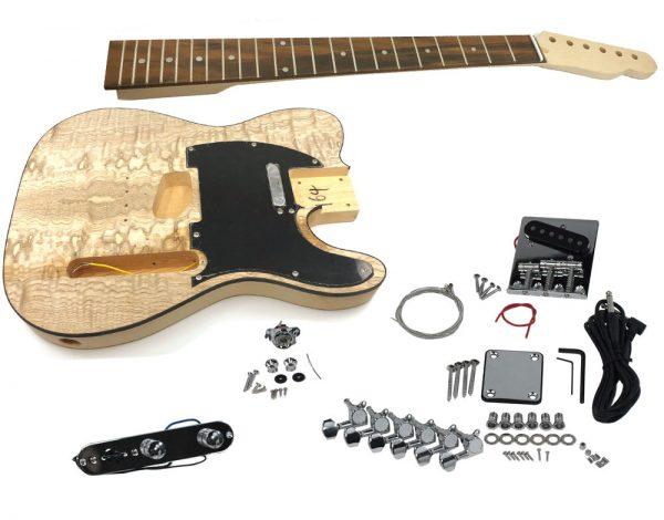 Double Neck Guitar Kit