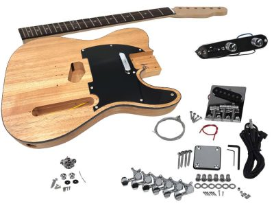Solo TCK-1 DIY Electric Guitar Kit