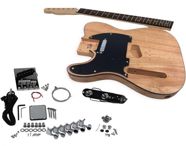 Solo TCK-1L DIY Electric Guitar Kit