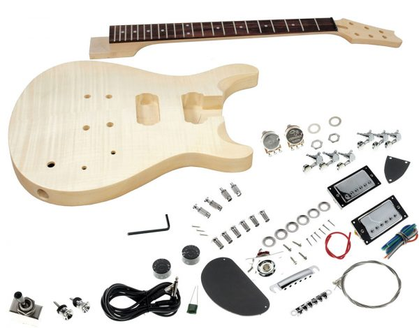 Build A Guitar Kit
