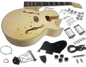 Solo ES Style DIY Guitar Kit