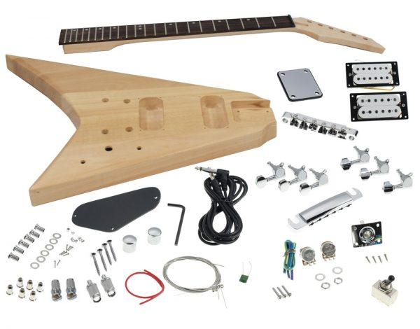 Build A Guitar Kit