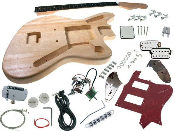Unfinished Guitar Kits