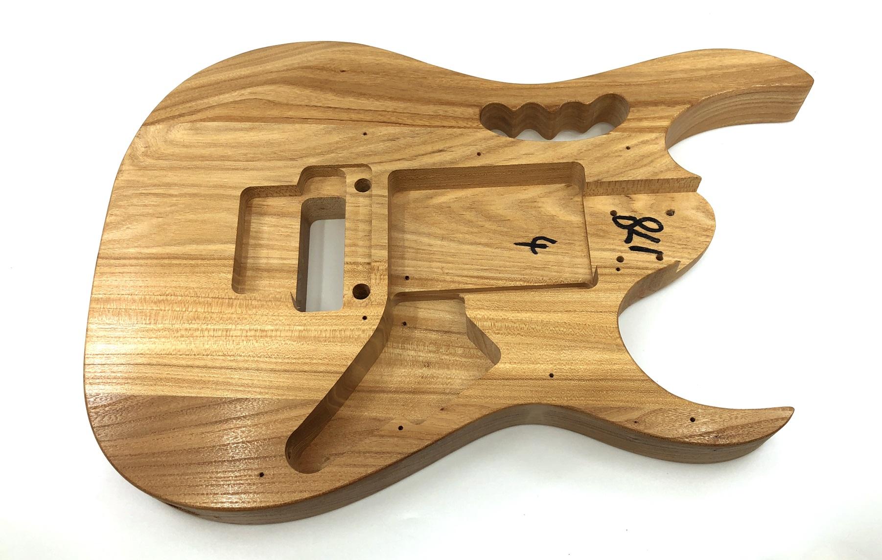 Solo JEK-7 DIY 7 String Electric Guitar Kit With Vine Inlay /& Floyd Rose