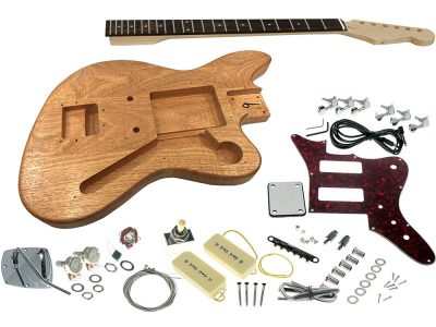 diy electric guitar kits build your own guitar kit solo music gear. Black Bedroom Furniture Sets. Home Design Ideas