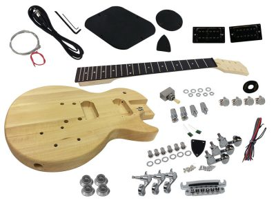 Solo LP Jr Style DIY Guitar Kit
