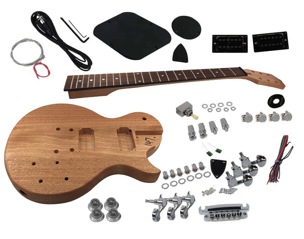 Solo LPK-1 DIY Electric Guitar Kit