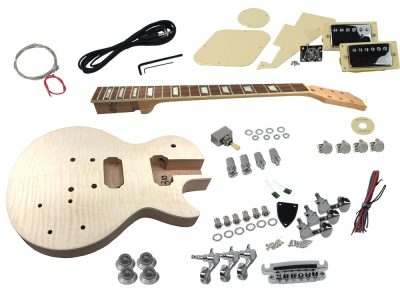 Left Handed Guitar Kits