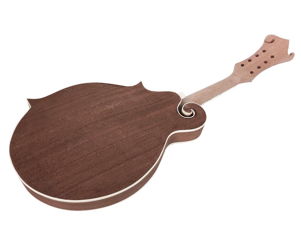 Solo f style mandolin kit sapele body spruce top solo music gear diy guitar kits solutioingenieria Images