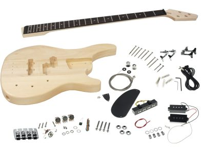 build your own bass guitar left handed guitar kits solo music gear. Black Bedroom Furniture Sets. Home Design Ideas