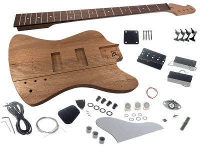 Build Your Own Bass Guitar, Left Handed Guitar Kits | Solo
