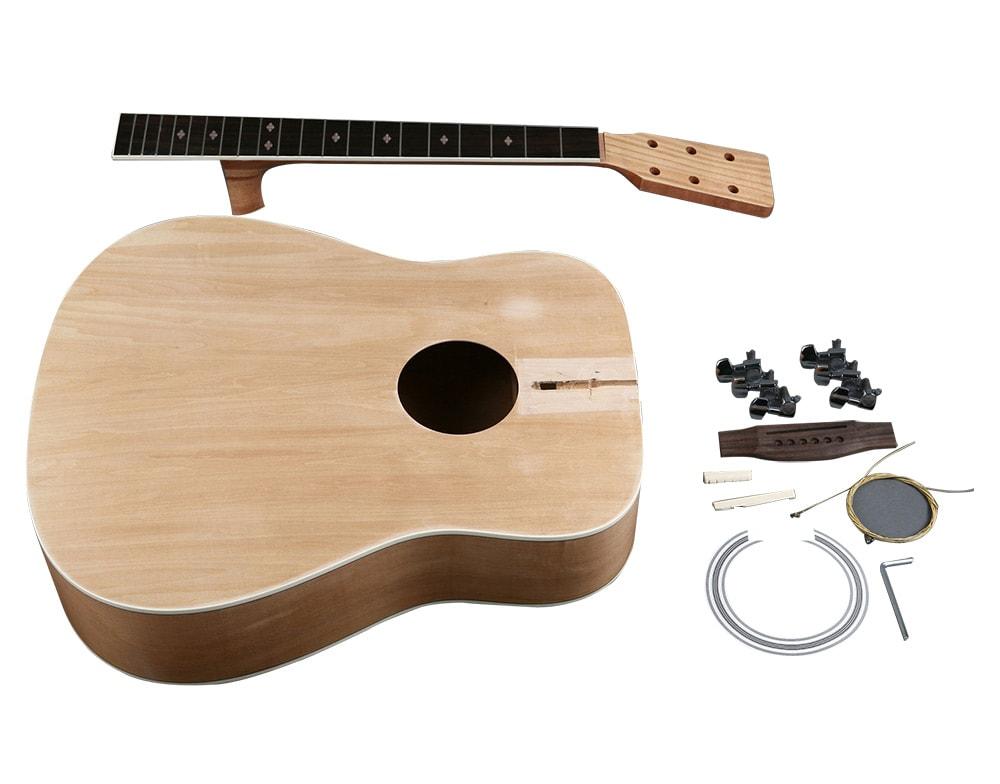 Guitar Build Kits Acoustic