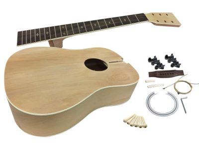 Solo ADK-1 DIY Acoustic Guitar Kit