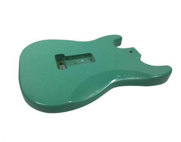 Strat Style Body, Surf Green
