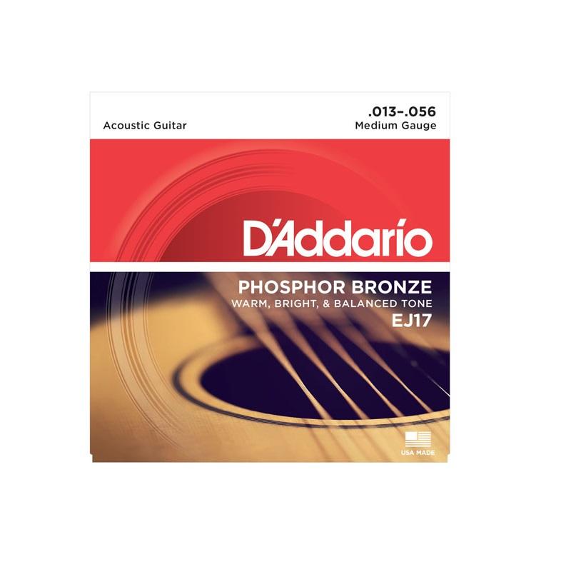 5 sets ACOUSTIC GUITAR STRINGS 13-54s Medium Gauge Phosphor Bronze wound strings