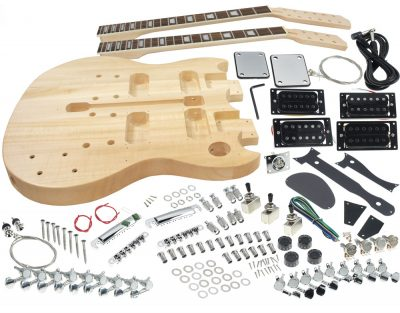 Double Neck Guitar Kits