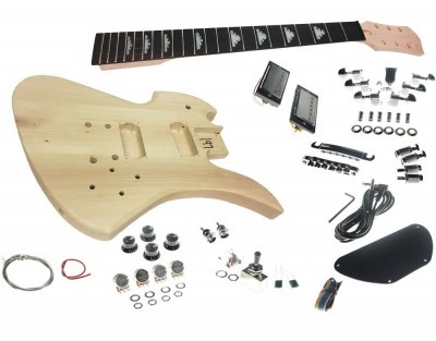 Solo MB Style DIY Guitar Kit
