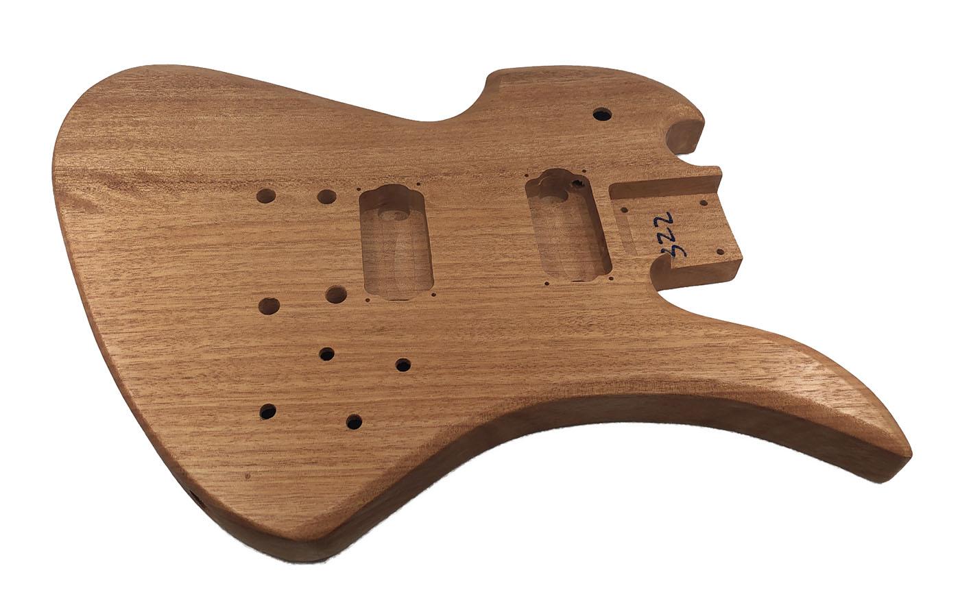 solo mbk 1 diy electric guitar kit solo music gear. Black Bedroom Furniture Sets. Home Design Ideas