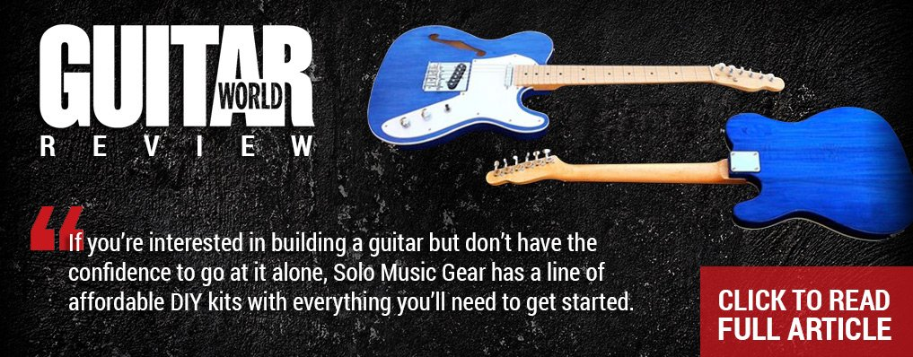 Guitar World Review