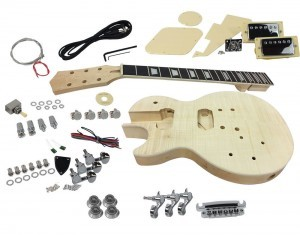 Solo LP Style Guitar Body