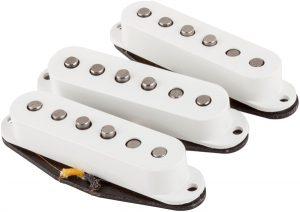 Fender® Eric Johnson Signature Stratocaster® Pickups
