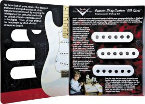 Fender® Custom Shop Custom '69 Strat Pickups