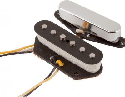 Fender® Eric Johnson Signature Stratocaster® Pickups