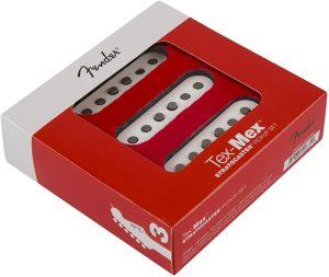 Fender® Tex-Mex™ Strat Pickups