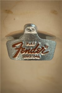 Fender™ Play Stationary Bottle Opener
