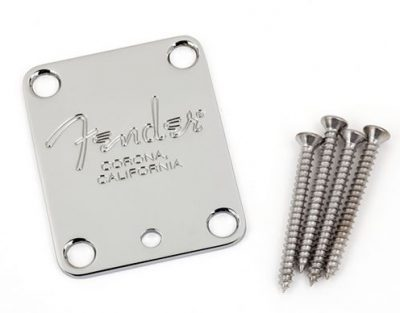 Fender® 4-Bolt American Guitar Neck Plate