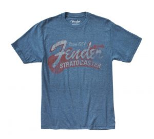 Fender® Spaghetti Logo T-Shirt