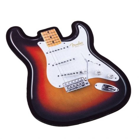 Fender® Strat® Body Mouse Pad