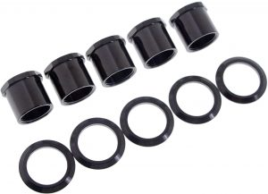 Gotoh GBS510 Bass Tuners, Cosmo Black