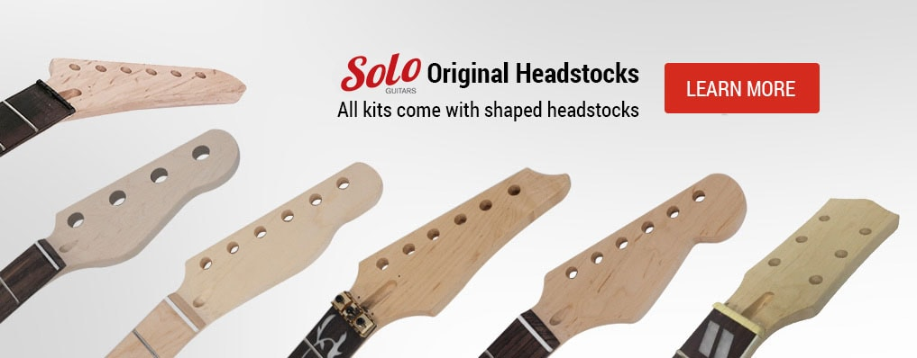 Solo Original Headstocks