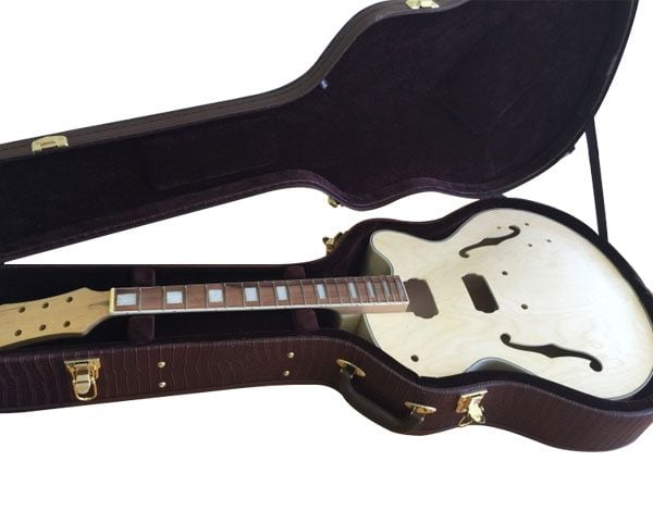Solo GF Style DIY Guitar Kit