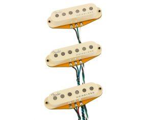 Fender® Gen 4 Noiseless™ Stratocaster® Pickups
