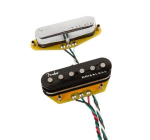 Fender® Gen 4 Noiseless™ Telecaster® Pickups
