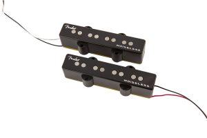 Fender® Gen 4 Noiseless™ Jazz Bass® Pickups