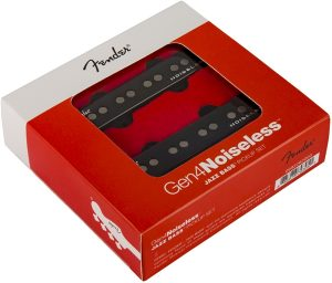 Fender® Gen 4 Noiseless™ Jazz Bass® Pickups