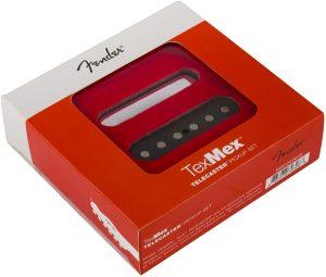 Fender® Tex-Mex™ Telecaster® Pickups