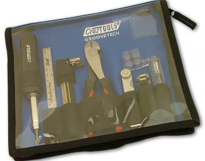 CruzTOOLS GTGTR1 GrooveTech Guitar Player Tech Kit
