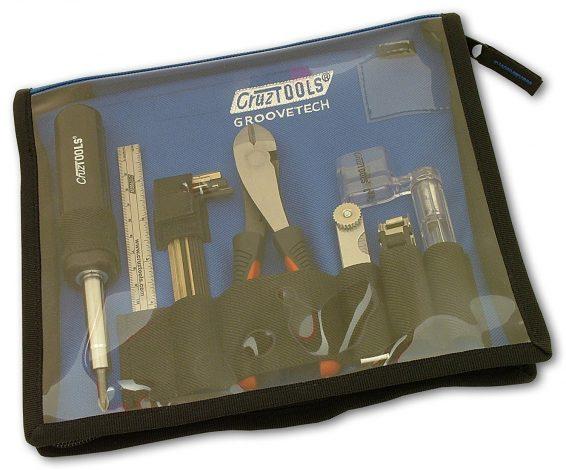 CruzTOOLS GTGTR1 GrooveTech Guitar Player Tech Kit