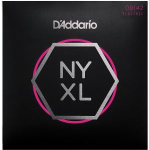 D'Addario NYXL0942 Nickel Plated Electric Guitar Strings