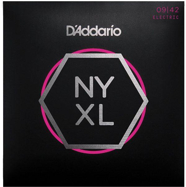D'Addario NYXL0942 Nickel Plated Electric Guitar Strings
