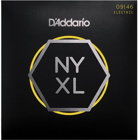 D'Addario NYXL0946 Nickel Plated Electric Guitar Strings