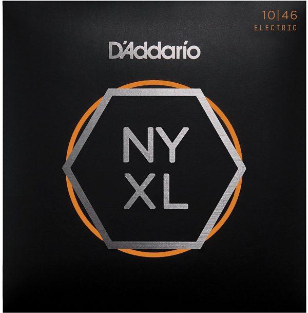 D'Addario NYXL1046 Nickel Plated Electric Guitar Strings