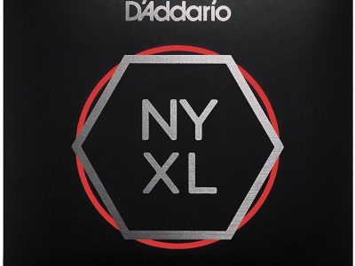 D'Addario NYXL1052 Nickel Plated Electric Guitar Strings